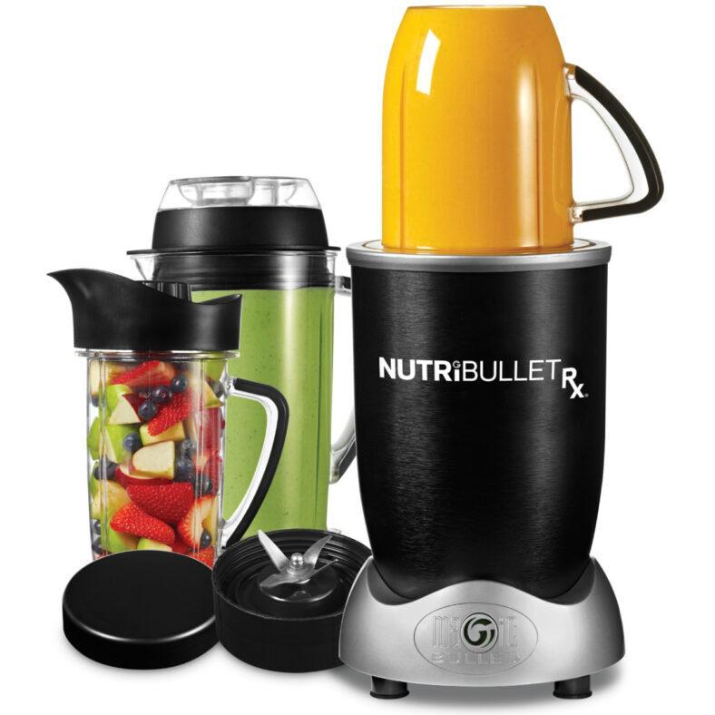 фото Экстрактор питательных веществ Nutribullet RX