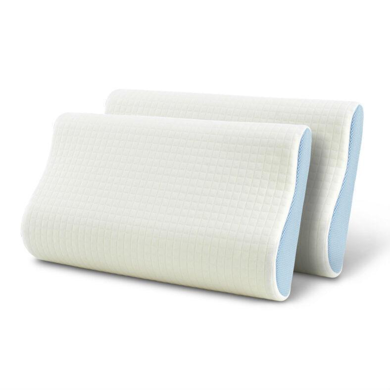 фото Комплект из 2х подушек анатомической формы Dormeo «Сиена»