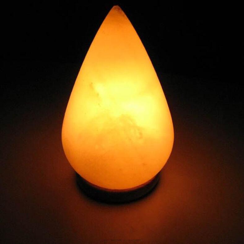 фото Лампа солевая Wonder Life «Капля»