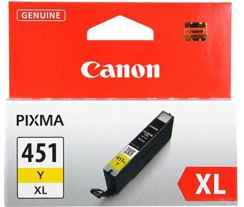 фото Картридж струйный Canon CLI-451XL