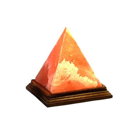 фото Лампа солевая Wonder Life «Пирамида». Разъем: USB