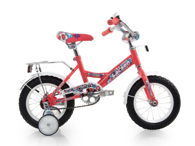 фото Велосипед детский Larsen Kids12 2016 года