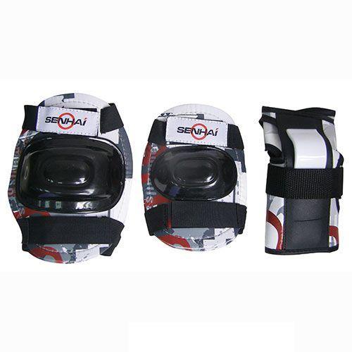 фото Комплект защиты для роликовых коньков Action PWM-303