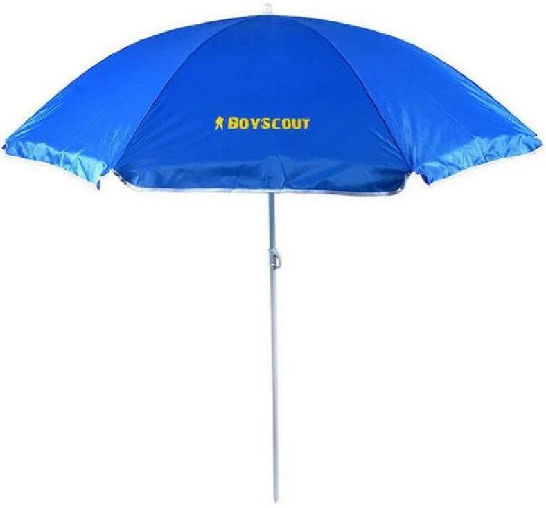 фото Зонт солнцезащитный для отдыха BOYSCOUT. В ассортименте