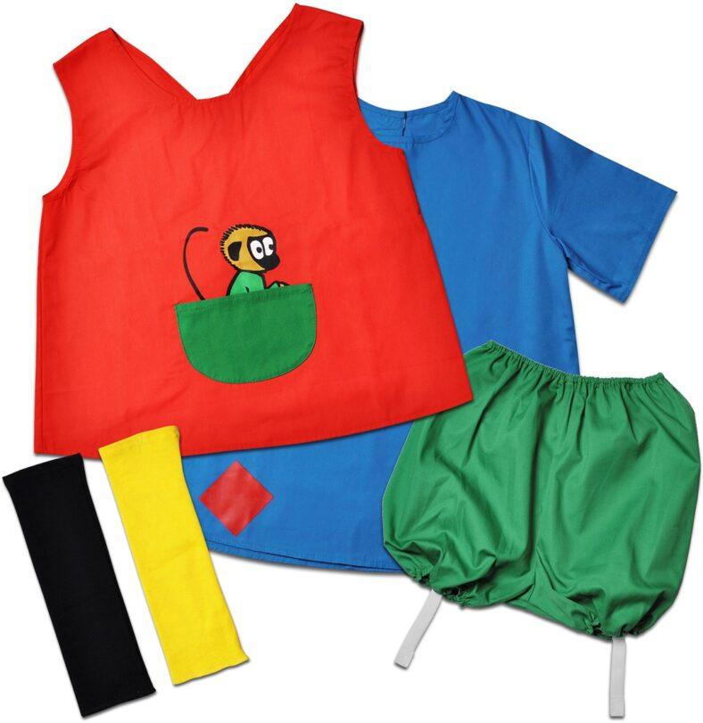 фото Карнавальный костюм для девочки Micki «Пеппи ДлинныйЧулок»