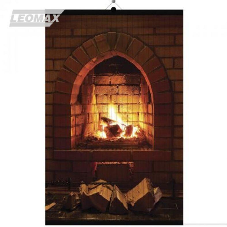 Согревающее панно «Доброе тепло» (Камин) - фото №1