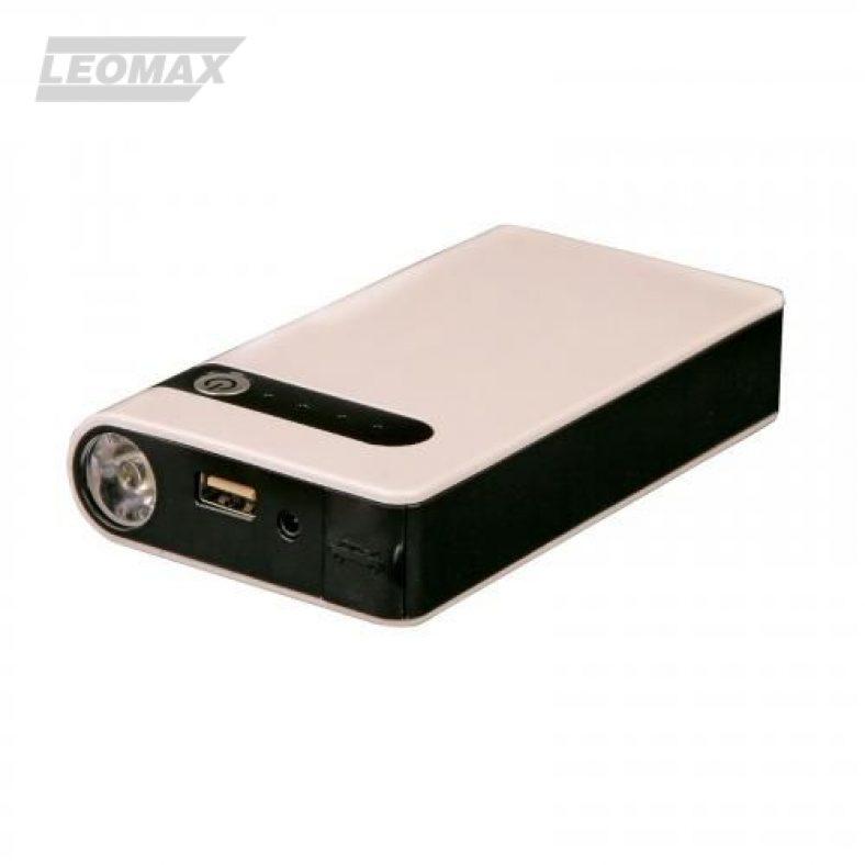 Пуско-зарядное устройство «Старт» 3 в 1 от LEOMAX - фото №1