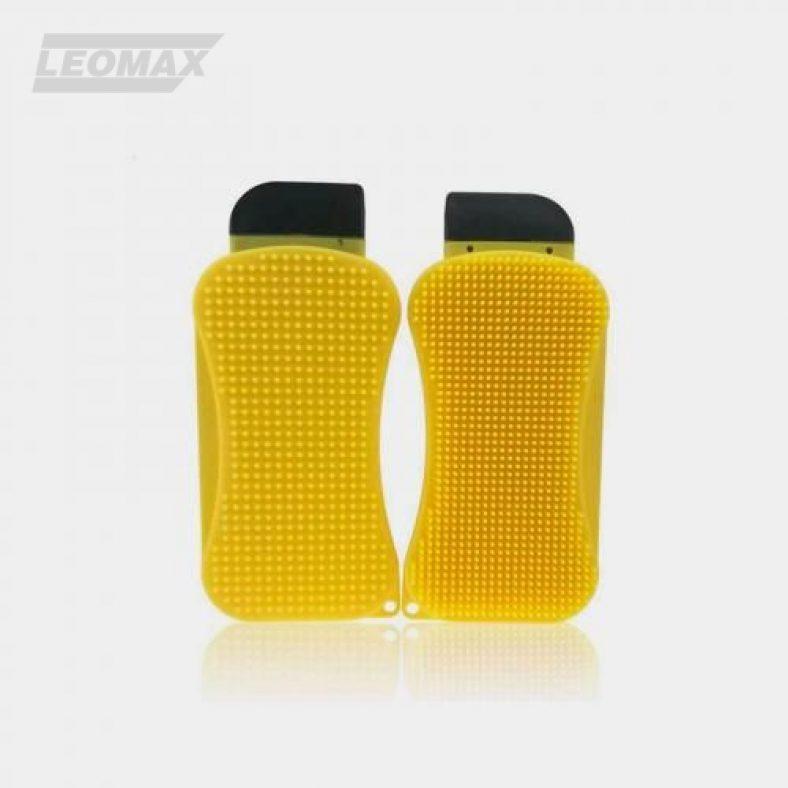Набор из 2-х силиконовых губок с дозатором - фото №1