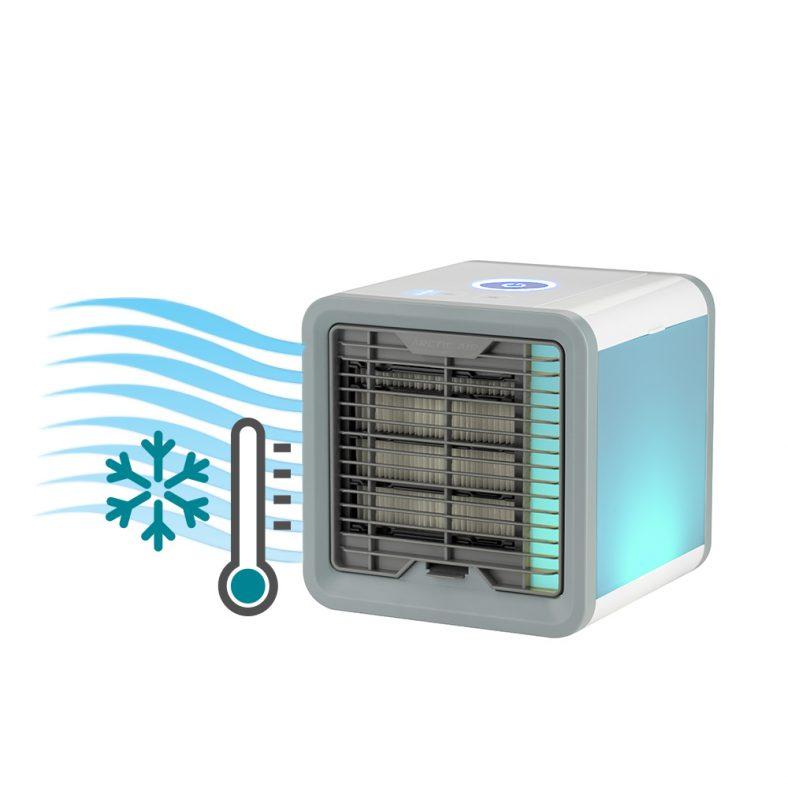 фото Мини-кондиционер 4в1 Rovus Арктика – охладитель воздуха