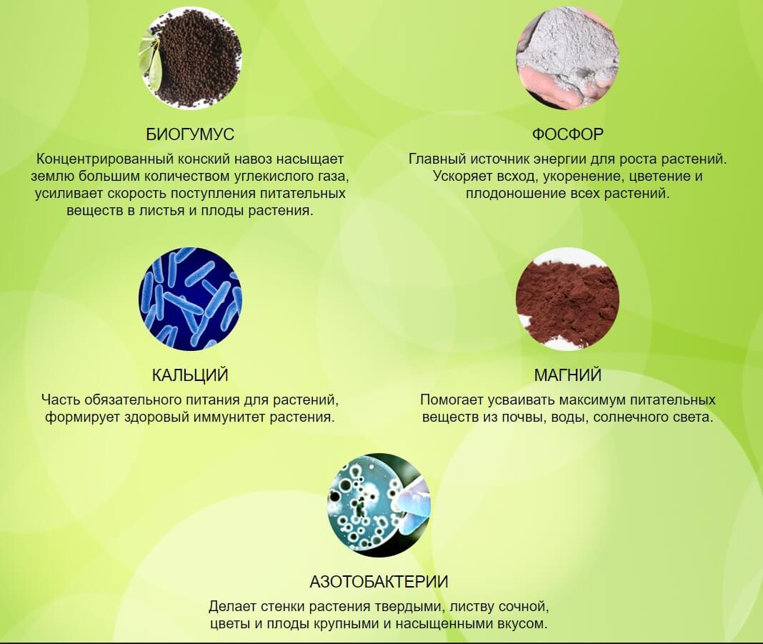 Агромакс – безопасное биоудобрение