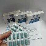 Keto Eat&Fit - капсулы для похудения
