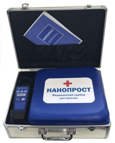 Прибор «Нанопрост» для лечения простатита