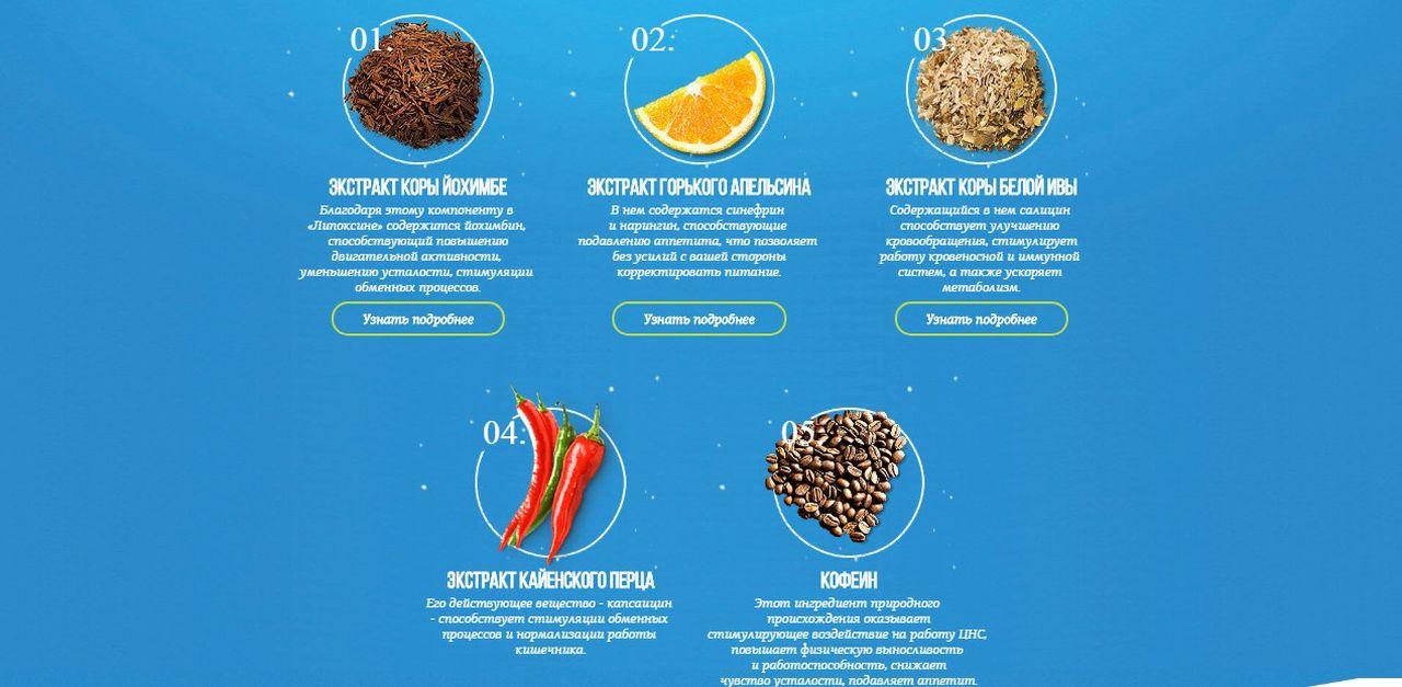 ? Липоксин – «чудо-капсулы» или эффективное средство для похудения
