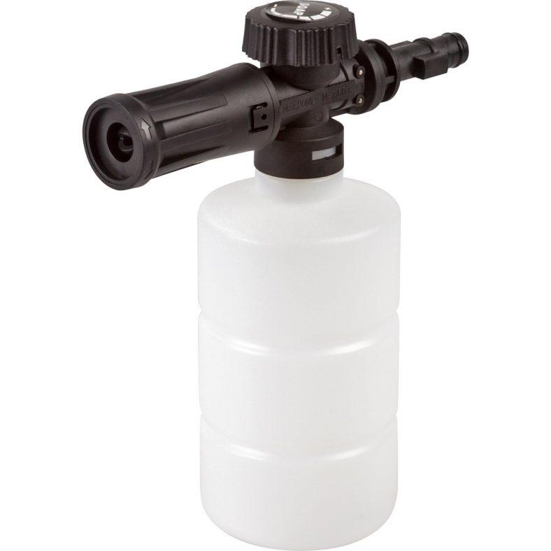 фото Насадка-пеногенератор для компрессора Bort Foam Master