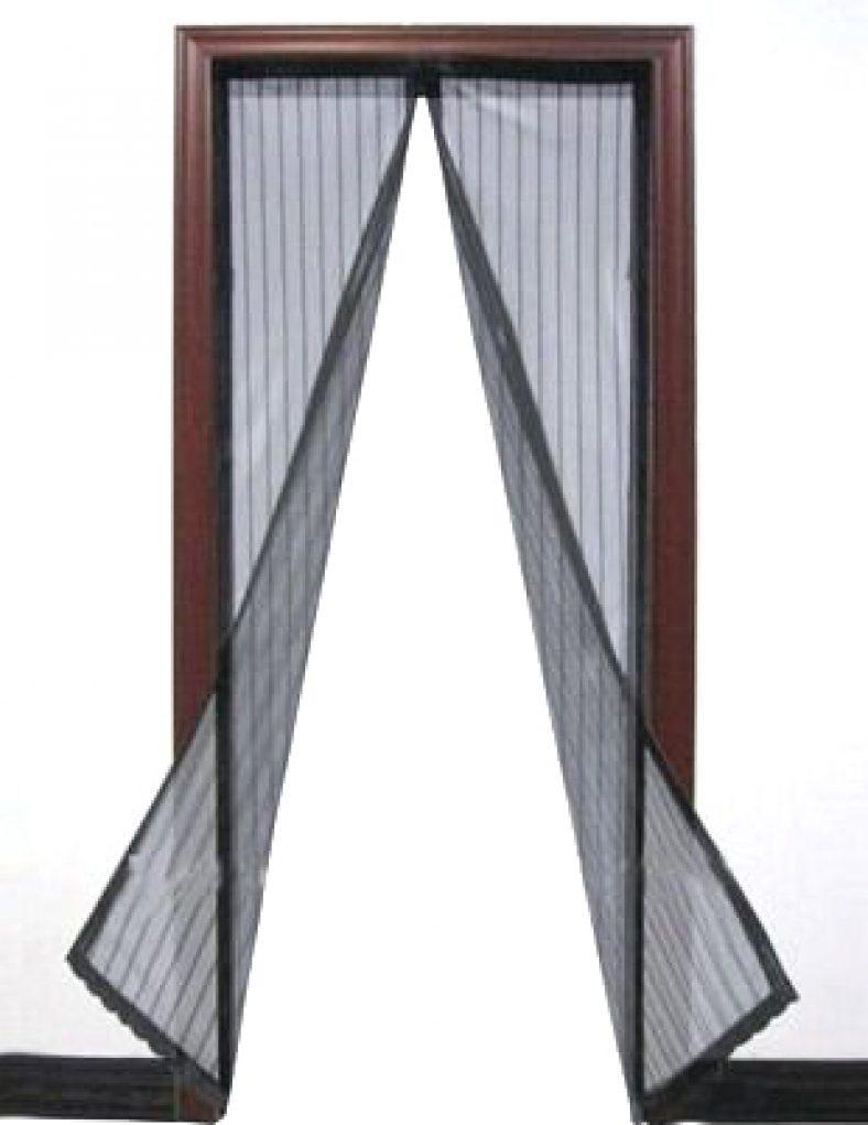 фото Сетка магнитная для дверей от насекомых «Маскитофф»