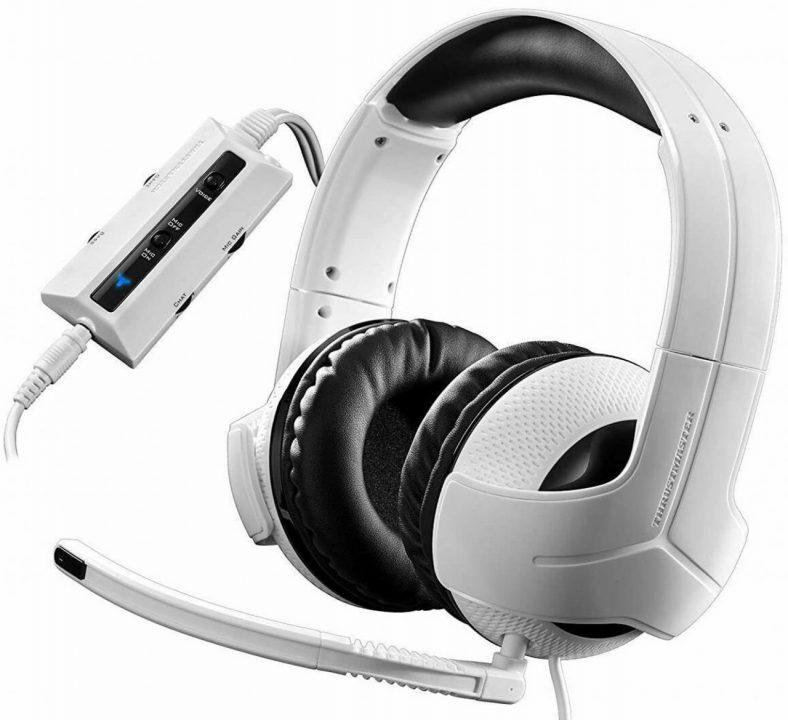 фото Гарнитура игровая Thrustmaster Y300CPX для PS 4
