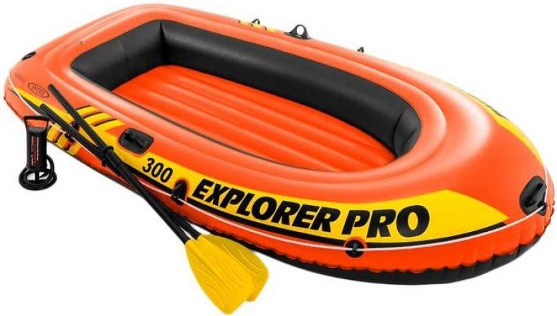 фото Лодка надувная Intex Explorer Pro 300