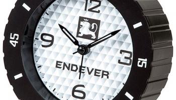 Часы-будильник Endever RealTime 91