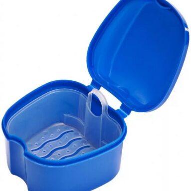 Контейнер для съемных протезов Bradex «Мои зубки»
