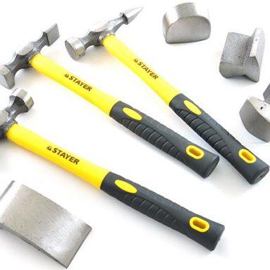 Набор инструментов для рихтовки Stayer Master 20322-H7. В ассортименте