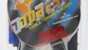 Набор для настольного тенниса DoBest BR18 1*. В ассортименте