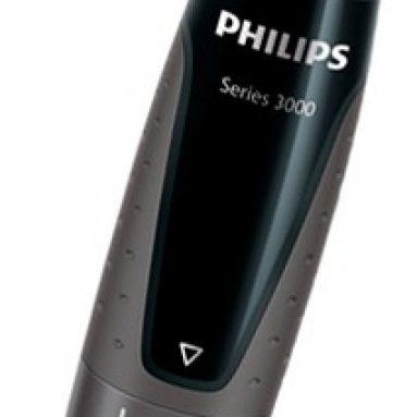 Триммер для стрижки волос в носу и ушах Philips NT3160 Series 3000