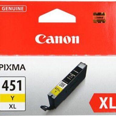 Картридж струйный Canon CLI-451XL