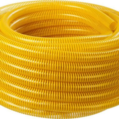 Шланг напорно-всасывающий со спиралью Зубр 40327