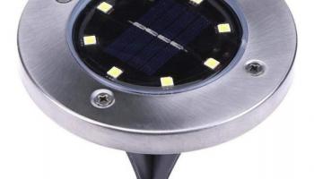 Набор садовых светильников Hidden на солнечных батареях