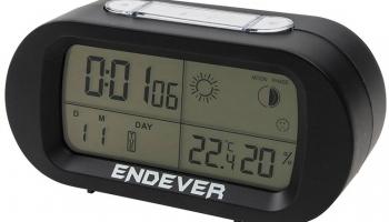 Часы-будильник Endever RealTime 30