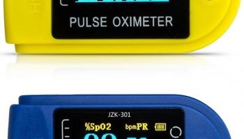 Пульсоксиметр МО-2483. В ассортименте