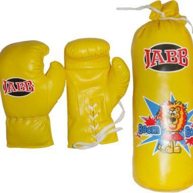 Набор боксерский детский Jabb JE-3061