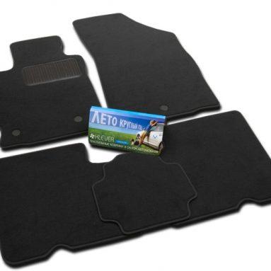 Комплект ковриков в салон автомобиля Klever Mitsubishi Outlander III 2012 Premium