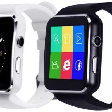 Умные часы «10 в 1» с функциями телефона. Дизайн: Америка