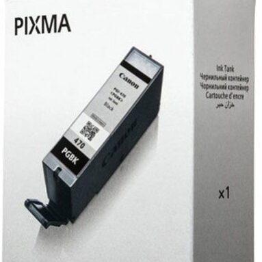 Картридж струйный Canon PGI-470PGBK