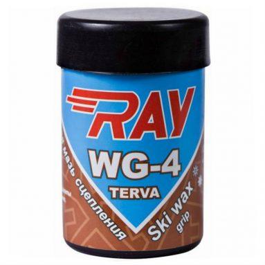 Мазь лыжная простая RAY WG-4