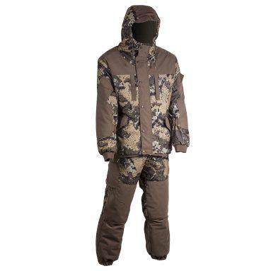 Костюм для охоты и рыбалки зимний Huntsman «Ангара». Рисунок: эфа