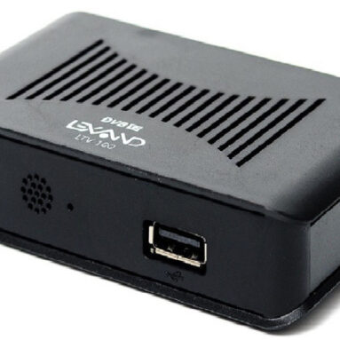Цифровой телевизионный приемник Lexand LTV-100