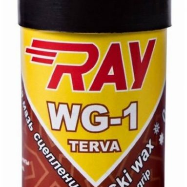 Мазь лыжная простая RAY WG-1