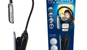 Фонарик для чтения VARTA LED Book Light