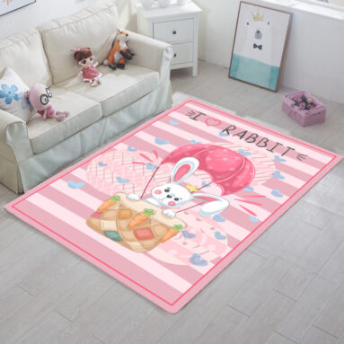 Ковер ТамиТекс «Малыш розовый»