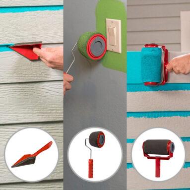 Набор для покраски потолка и стен Top Shop «Мастер краски 5 в 1»