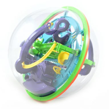 Игрушка-головоломка детская Bradex «Шар-лабиринт»
