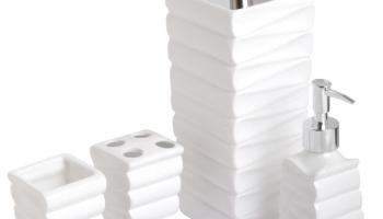 Набор аксессуаров для ванной комнаты Bayerhoff BH-125
