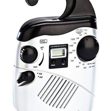 Радио для ванной комнаты Bradex «Волна»