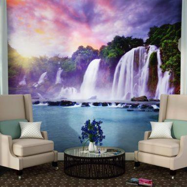 Фотообои ТамиТекс «Водопад»