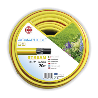 Шланг поливочный Aquapulse Stream
