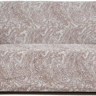 Натяжной чехол на трехместный диван Еврочехол «Виста. Буше»