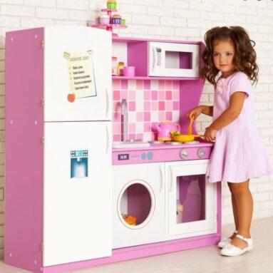 Кухня игрушечная PAREMO «Алвеоло Лилла»