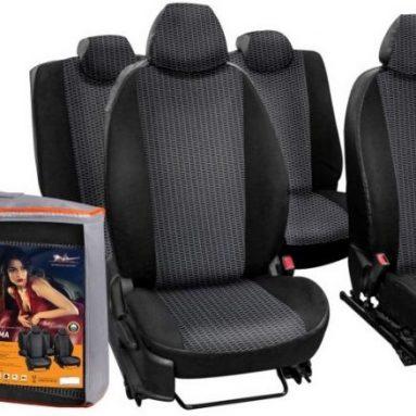 Набор чехлов для сидений Airline ВАЗ 2115,-08,-09,-099, -13,-14, Нива 2131, Лима